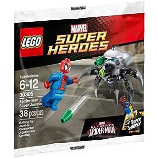 LEGO Marvel Super Heroes Spider-Man Polybag Set - Super Jumper (30305)