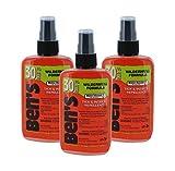 Ben's 30% Deet Tick & Insect Repellent 3.4oz Pump (3 Pack)