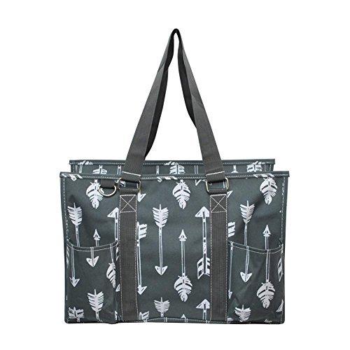 (N Gil All Purpose Organizer Medium Utility Tote Bag 3 (Arrow)