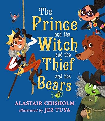 The Prince and the Witch and the Thief and the Bears ()
