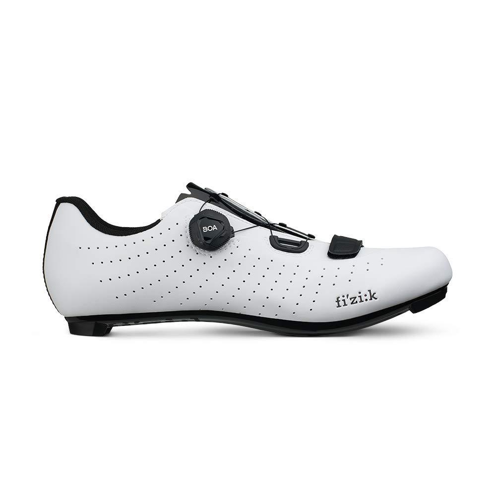 Fizik Tempo Overcurve R5 Racing Bike Shoes White//Black Shoe Size EU 44 2019 Cycling Shoes