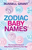 Zodiac Baby Names, Russell Grant, 1401923267