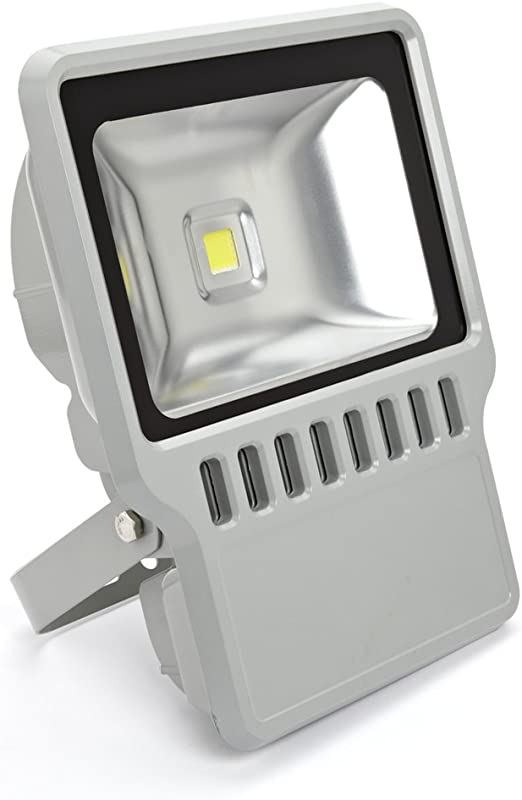 Biard Foco Proyector 100W LED para Exterior - Equivalente a 500W ...