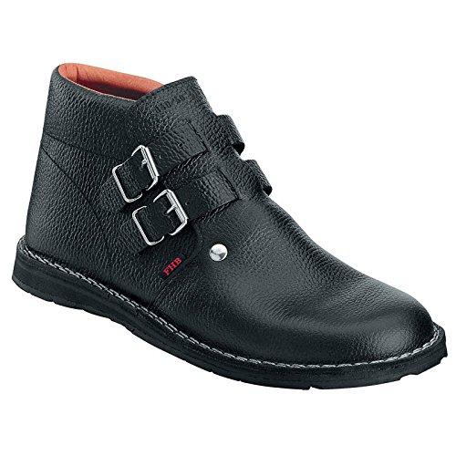 45 Black FHB 5 84062 10 black Size 20 Manfred boots Roofer qqErgwUv