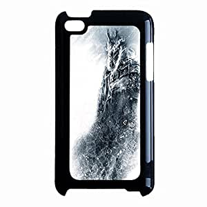 Personality customization Arthas Menethil Phone Case For Ipod Touch 4th Generation Scratch-proof Arthas