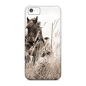 Flexible Tpu Back Case Cover For Iphone 5c - Remember My Home Place