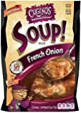 Cugino's Gourmet Foods Ridiculously Delicious Soups French Onion Soup 5.6 ounce Pouch (Pack of 2)