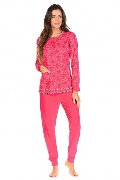 Lili & Zoe - Pijama - para mujer rosa Rose