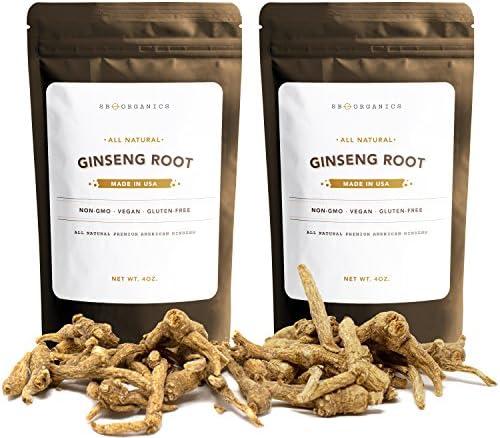 SB Organics Ginseng Wisconsin Non GMO