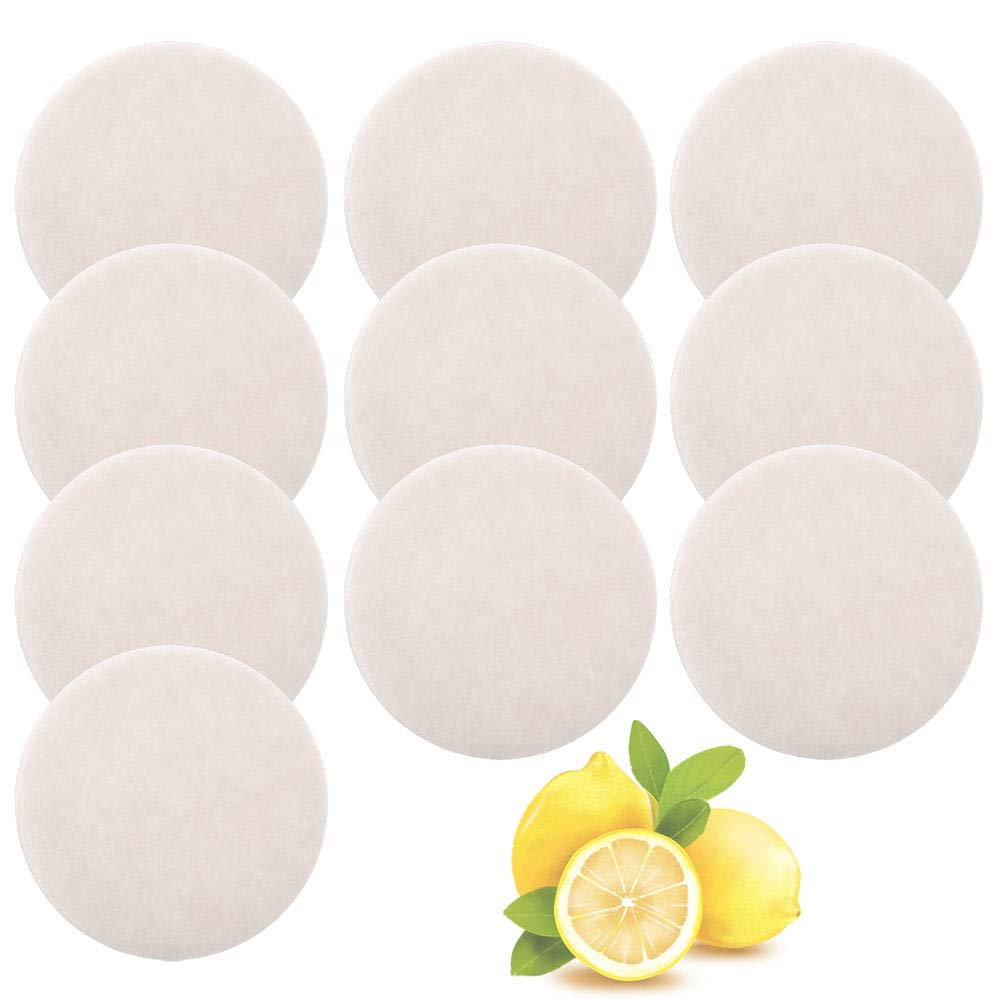 KEEPOW 10 Pcs Spring Breeze Steam Mop Fragrance Discs Replacement for Bissell Powerfresh Steam 1940