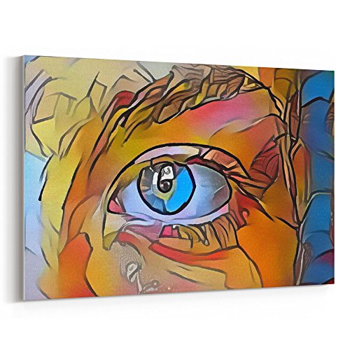 Westlake Art - Art Modern - 12x18 Canvas Print Wall Art - Ca