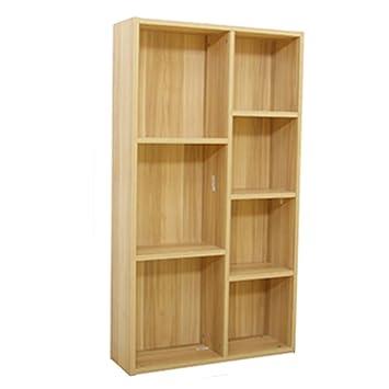 Amazon.com: Bookshelf Bookcase Modern Minimalist Bookcase Free Combination Home Storage Rack Living Room Lockers Multifunction Bookcase Display Storage ...
