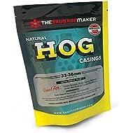 TSM North American Hog Natural Sausage Casings Home Pack, 1 Pack