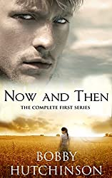 NOW AND THEN: WESTERN TIME TRAVEL ROMANCE