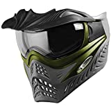 v force grill thermal - V-Force Grill Thermal Paintball Mask / Goggle - Special Color - Olive Drab on Grey