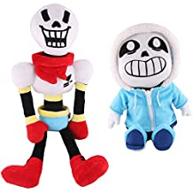 New Arrival Hot Undertale SANS & PAPYRUS Plush Stuffed Doll Plush Figure Toy Good Gift For Your Kids