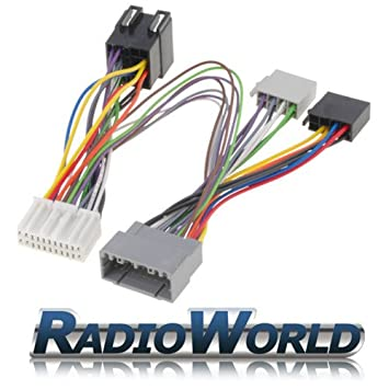 Bluetooth ISO Adaptor Lead RWS-092 Ford Parrot