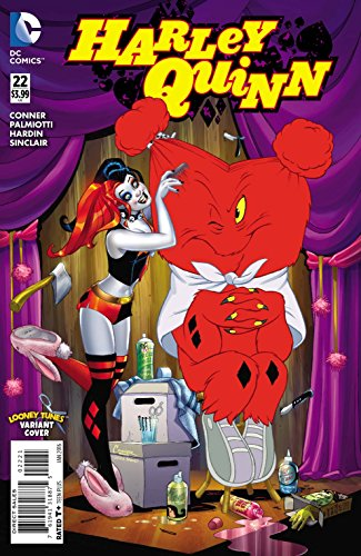 Harley Quinn #22 Looney Tunes Cover