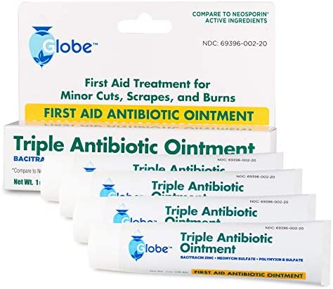 Triple Antibiotic Ointment Compare Neosporin product image