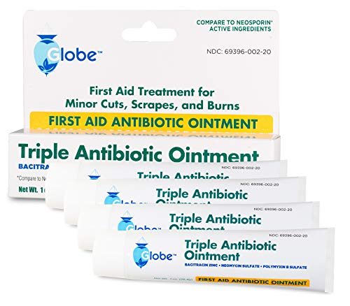 Triple Antibiotic First Aid
