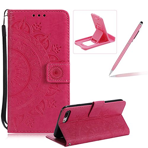 Strap Leather Case for iPhone