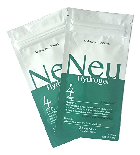 Review NeuPelle Non-greasy, Pain-free, Hydrogel