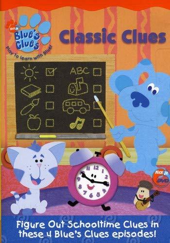 Blue's Clues - Classic Clues ()
