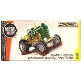 Matchbox 2016 Crop Master Tractor [Green] (Matchbox Version) 40/125