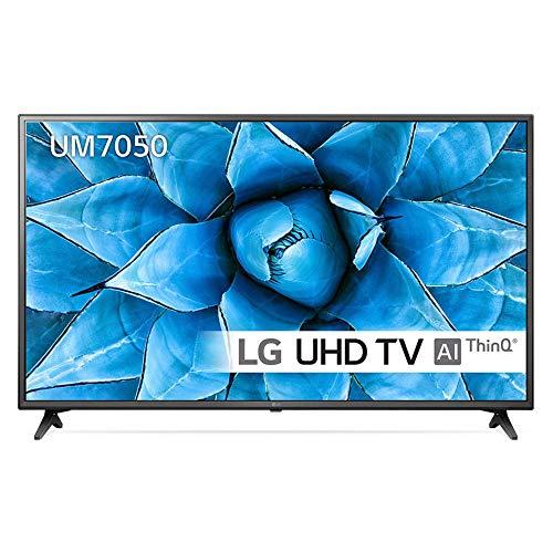 🥇 LG 55UM7050PLC – 55″ – 4K Ultra HD – Smart TV – WiFi – Negro