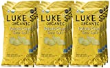 Luke's Organic Potato Chips, Classic Sea Salt, 4.5