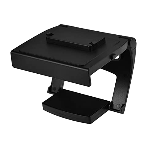 MagiDeal Abrazadera de Clip de Tv Soporte de Cuna Para Microsoft Xbox One Sensor de Kinect: Amazon.es: Oficina y papelería