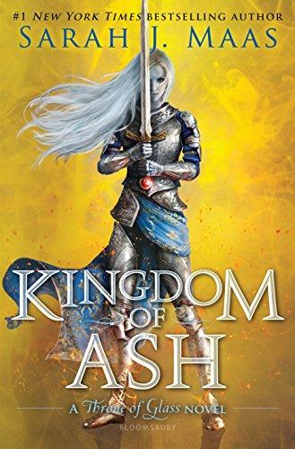 Kingdom of Ash (Throne of Glass) (English Edition)