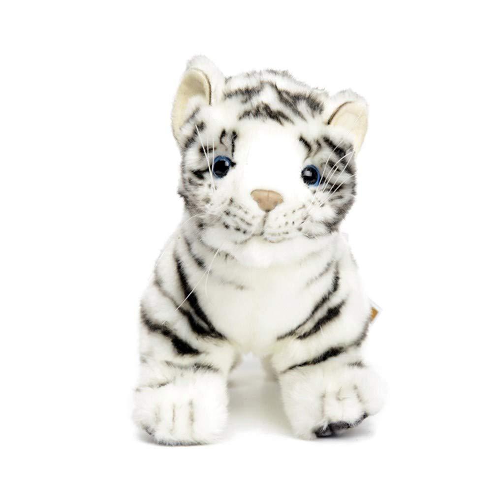 Esperando por ti Naughty baby Juguete Juguete Juguete De Peluche, Muñeca De Animales Simulada A Mano, Muñeca De Tigre blancoo, Muñeca, Regalo Infantil  grandes precios de descuento