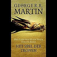 Het spel der tronen (Het lied van ijs en vuur Book 1)