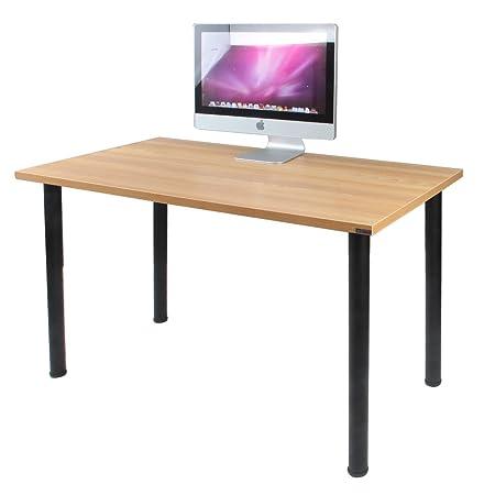 Need Escritorios 120x60cm Mesa de Comedor Mesa de Ordenador ...