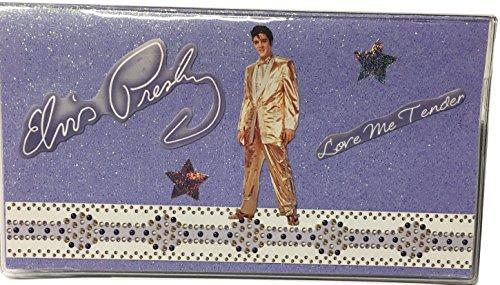 Elvis Glitter Love Me Tender Pocket Calendar Planner 3 Year 2018-19-20 Bling Sparkle (2) - 19 Sparkle