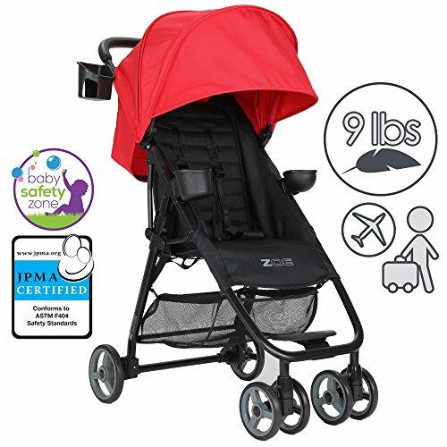 Best Lightweight Stroller With Reclining Seat - 5