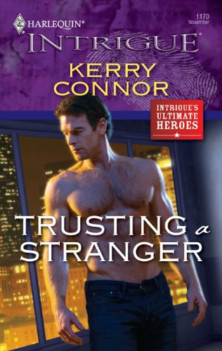 book cover of Trusting a Stranger