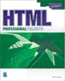 img - for HTML Professional Projects book / textbook / text book