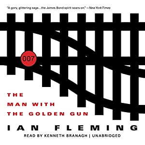 The Man with the Golden Gun Audiobook