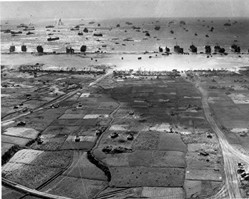 - Gifts Delight Laminated 30x24 Poster: The Battle of Okinawa was The Largest Amphibious Assault in The Pacific War My Grandpa-ww2
