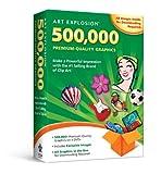 Software : Nova Development US Art Explosion 500,000