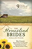 img - for The Homestead Brides Collection: 9 Pioneering Couples Risk All for Love and Land book / textbook / text book