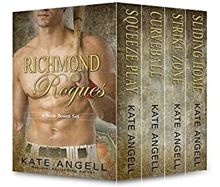 book cover of Richmond Rogues