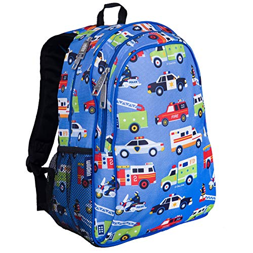 Wildkin 15 Inch Backpack, Heroes