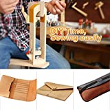 Wood Leathercraft Hand Stitching Leather Craft