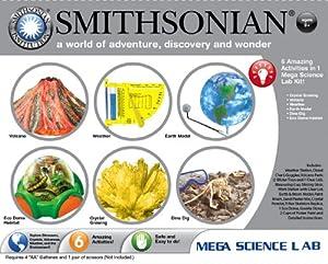 Smithsonian Mega Science Lab from NSI