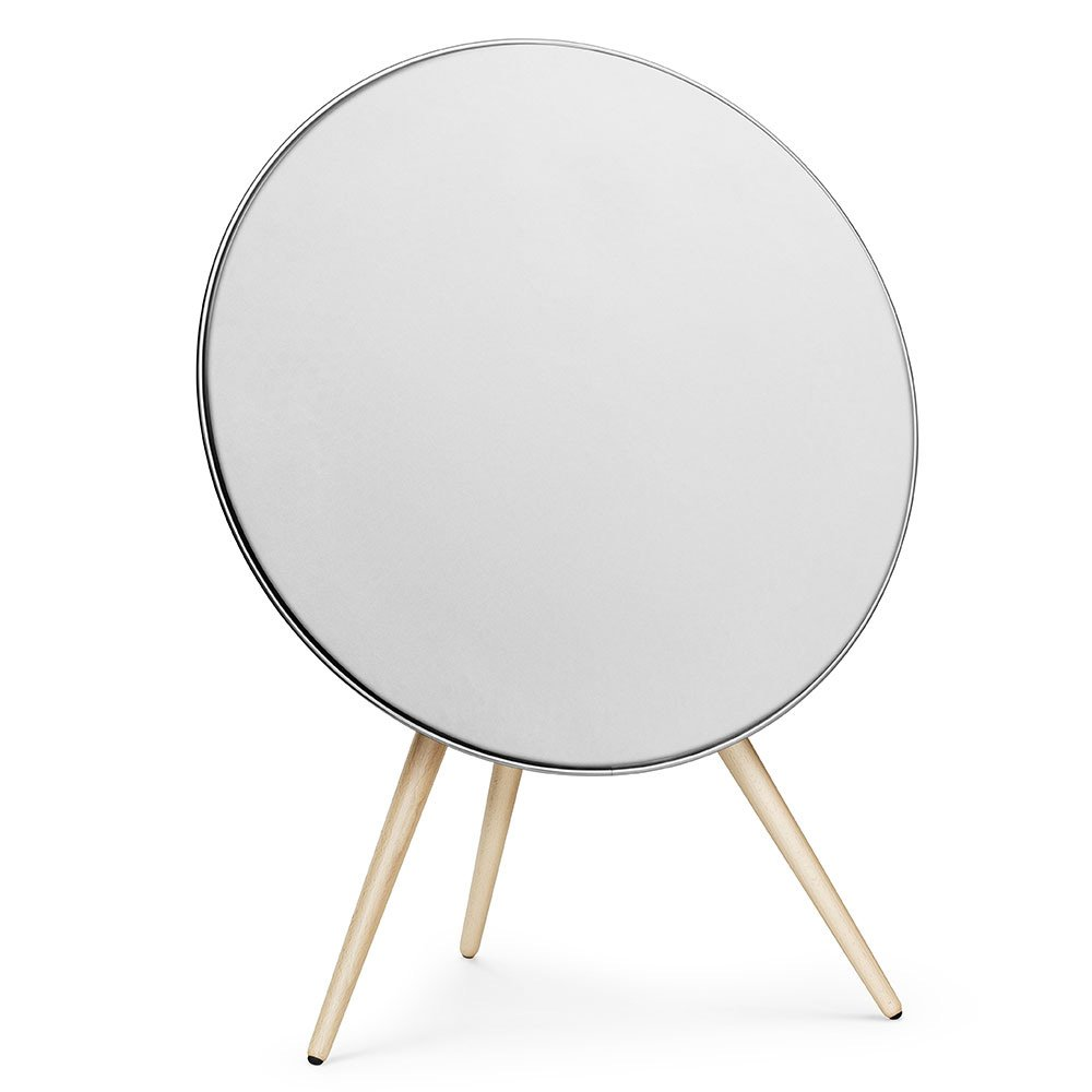B&O PLAY by Bang & Olufsen Beoplay A9 Music System Multiroom Wireless Home Speaker, Works with Amazon Alexa  (White) by B&O PLAY by Bang & Olufsen
