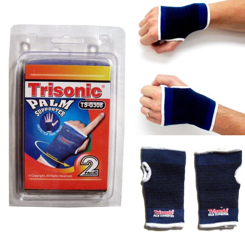 Wrist Hand Palm Elastic Support Splint Carpal Tunnel Pain Relief - 9