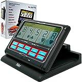 Trademark Poker Portable Video Poker Touch-Screen 7 in 1 - Black & White Game